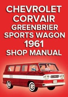 Manual del taller o reparacion chevrolet sonic new aveo 2012 chevrolet corvair greenbrier de luxe sports wagon 1961 shop manual fandeluxe Gallery