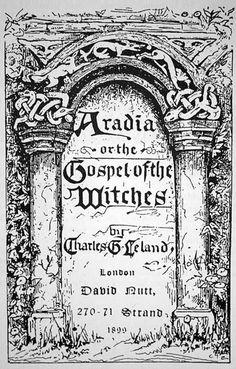Diosa o bruja; el mito de Aradia nos demuestra un aspecto oculto de nuestra propio ser: una conexión innata y sensual con la naturaleza.
