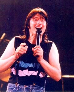Steve Perry officially left the Journey band when Journey's classic 1981–85 lineup reunited in 1996 to record Trial By Fire. Description from experienceproject.com. I searched for this on bing.com/images
