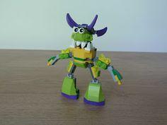 Totobricks: LEGO MIXELS TAPSY GURGGLE MIX or MURP ? n°2 Instrutions Lego 41561 Lego 41549 http://www.totobricks.com/2016/04/lego-mixels-tapsy-gurggle-mix-or-murp.html