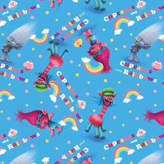 """From Lilo & Stitch This is 43/44in wide and is measured in 1/2 yards (18"""") made of 100% cotton. The purchase of multiple yards will be in one continuous length. Products Details: Is great for quilting"""