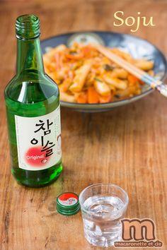 Tteokbokki avec des Tteok faits maison - Macaronette et cie Korean Drinks, Korean Food, Tteokbokki, Drama, China, Language, Home Made, Cooking Recipes, Korean Cuisine