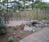 Gallery | Ciminelli's Landscape Services, Inc. Outdoor Patio Pavers, Brick Paver Patio, Front Door Steps, Landscape Services, Retaining Walls, Backyards, Curb Appeal, Stepping Stones, Gallery