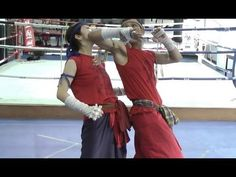 5 Muay Boran Elbow Strikes - YouTube