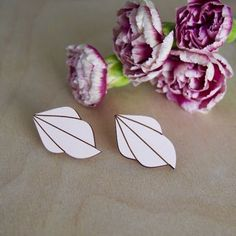 FAUNA earrings have been inspired by tulips and their stunning color scheme. Cotton Candy, Sustainable Fashion, Tulips, Jewelry Collection, Color Schemes, Summer Outfits, Inspiration, R Color Palette, Biblical Inspiration