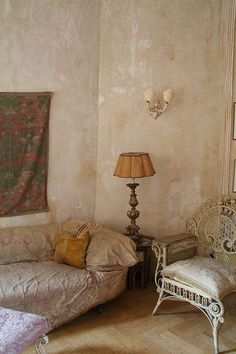 Faux Walls, Plaster Walls, Textured Walls, Textures Murales, Distressed Walls, Tadelakt, Deco Boheme, Interior Decorating, Interior Design