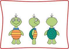 Canal Panda Blog: Quem é a tartaruga Cascas?