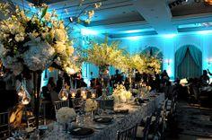 luxury wedding decorations | Wedding Extravaganza: Ana + Michael - Belle the Magazine . The Wedding ...
