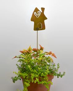 Home Sweet Home Metal Yard Stake GS56 - Oregardenworks Home and Garden