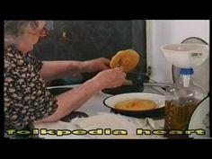 Τηγανίτες (Σάμου) - YouTube Greek Recipes, Asian Recipes, Greek Pastries, Serbian, Breakfast Ideas, Forget, Chinese, Bread, Cookies