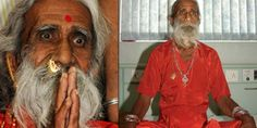 Holy Man Claims He Hasn't Eaten In Over 75 Years And It's Been Confirmed By Doctors!