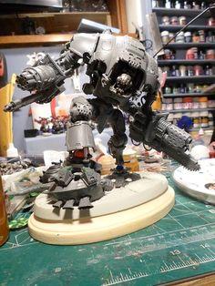 WIP Warhammer 40k | Imperial Knight