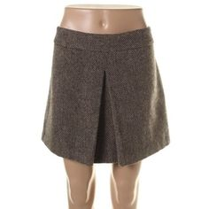 Shop for Theory Womens Kasika Wool Tweed A-Line Skirt - 12. Get free delivery at Overstock.com - Your Online Women's Clothing Destination! Get 5% in rewards with Club O!