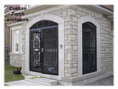 Page 10 Porch enclosure www.MetalexDoors.com  #securitydoors #Door #security #Stormdoors #physicalsecurity #crimeprevention