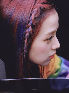 Kim Jisoo Blackpink, Black Pink ジス, Kpop Hair, Blackpink Photos, Jennie Blackpink, Color Rosa, Yg Entertainment, Foto E Video, Kpop Girls