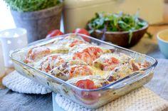Fiskekaker med lettvint potetgrateng Pasta Salad, Food And Drink, Eat, Ethnic Recipes, Crab Pasta Salad, Noodle Salads, Macaroni Salad