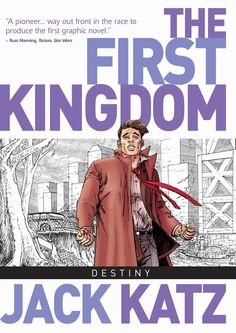 Titan Comics Preview: The Final, Never-Before-Published Volume The First Kingdom by Jack Katz!