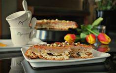 Persimon and Pistachio Cake