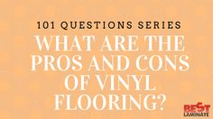 Get informed about the pros and cons of vinyl plank flooring! This flooring is a waterproof solution great for homes and businesses. Flooring 101, Vinyl Plank Flooring, Laminate Flooring, Floors, Metal Buildings, Kitchen On A Budget, New Construction, Sweet Home, Vestibule