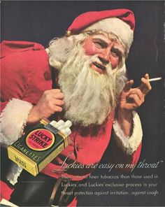 20 Ridiculous cigarette ads from the past