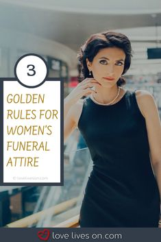 Read our Ultimate Guide for women on what to wear to a funeral. Covers essential rules for for Women. Use our shopping guide to buy funeral attire online today. Funeral Hair, Funeral Makeup, Funeral Dress, Funeral Outfits, Funeral Clothing, Appropriate Funeral Attire, Summer Funeral Outfit, Funeral Etiquette, 60 Year Old Woman