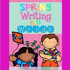 Get 30% OFF on Spring Writing & Words Pack from Proud to be Primary. This 100+ pack of writing and word activities features tons of activities for many styles of writing (creative, poetry, non-fiction, list, fiction/story, how-to, personal, and opinion). Grab this pack today for all your spring teaching needs!