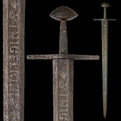 Viking Age swords for review and critique -- myArmoury.com