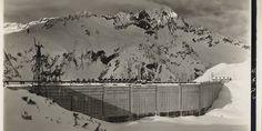 Alles, was Sie schon immer über den Bau der Grimsel-Stauseen wissen wollten!