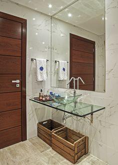 Exterior Design, Interior And Exterior, Beautiful Bathrooms, Bathroom Interior Design, Powder Room, Small Bathroom, Sweet Home, House Design, Macrame
