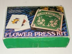 Woodkrafter Kits Flower Press Kit 670  Used by KennysCrafts