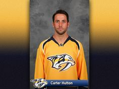 Nashville-Predators-Carter-Hutton . . . Local hero! He donated all of the goalie school monies to the Thunder Bay Boys and Girls Club! A big shout out to such a kind fellow and a member of the Nashville Predators! (2014 August)