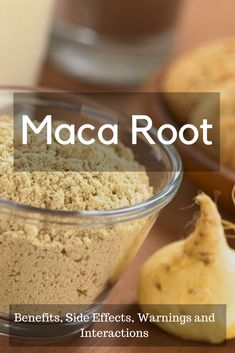 Is MACA good for fertility? What are the fertility boosting benefits of taking MACA? What dosage of MACA do you take? What are the side effects of MACA? Maca Benefits, Health Benefits, Fertility Smoothie, Female Fertility, Superfood Powder, Natural Yogurt, Snack Recipes, Snacks, Pregnancy Health