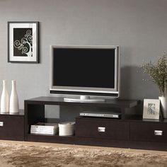 14 besten TV stand Modern Zen Bilder auf Pinterest | Möbeldekor, Tv ...