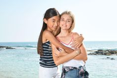 from seaside vacays to sleepaway camp, summer's all about spending time with your besties.