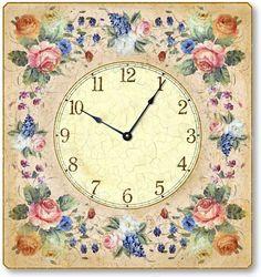 Pretty~Clock...