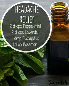 EO headache relief