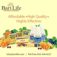 The complete solution to help you achieve weight loss success: http://www.barilife.com/  #bariatricvitamins