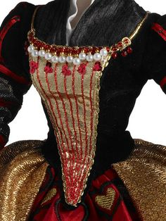 IRACEBETH, THE RED QUEEN | Tonner Doll Company