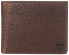 ANDREW MARC Andrew Marc Men's Bowery Slimfold. #andrewmarc #bags #leather #lining #