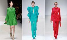 Eye on the Runway: Gucci Spring 2013 at Milan Fashion Week