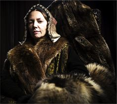 Joanne Whalley as Katherine of Aragon in Wolf Hall (2015)
