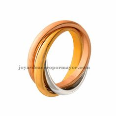 stainless steel binding design fashion ring on sale-SSRGG831295