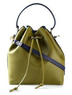 Sophie Hulme Large 'drawstring Bucket' Shoulder Bag