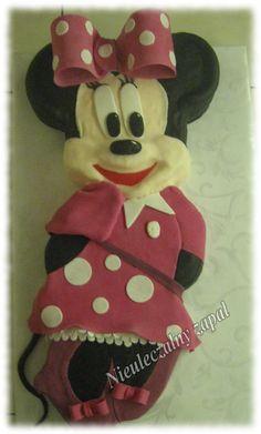 Tort Myszka Minnie,urodziny