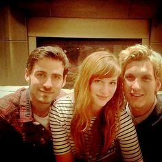 Elizabeth lail and scott michael foster are dating