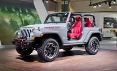 2013 Jeep Wrangler Rubicon 10th Anniversary Edition: Ready When You Are - Photo Gallery of Official Photos and Info from Car and Driver - Car Images - Car and Driver