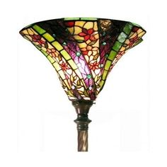 Tiffany-Floor-Lamp-72-Living-Room-Multi-Color-Light-Fixture-Stained-Glass-Mosaic