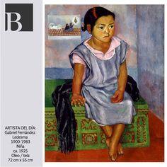 #arte #cultura #pintura #méxico #museo #museos #nacional #artistamexicano #retrato #portrait #niña #mestizo