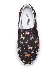 Sophia Webster Unicorn Sneakers