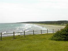 more incredible beaches on Cape Breton Island, Nova Scotia, Canada. Enchanted Island, Cape Breton, Canada Travel, Nova Scotia, The Great Outdoors, Places To See, Beaches, Paisley, Scenery